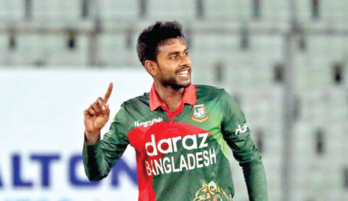Mehidy moves to second in ODI Bowling Rankings