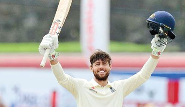Freak accident rules Foakes out of NZ Test series