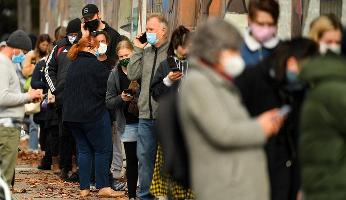 Australia's Victoria enters fourth lockdown to curb outbreak