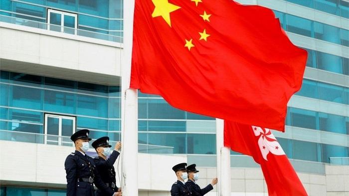 Hong Kong passes controversial 'patriot' law