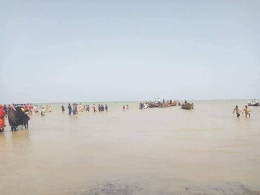 More than 150 feared drowned in Nigeria boat tragedy