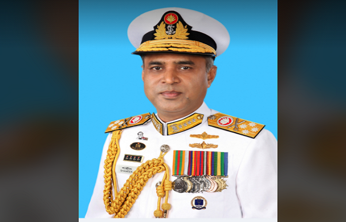 Naval Chief leaves for Turkey on official visit