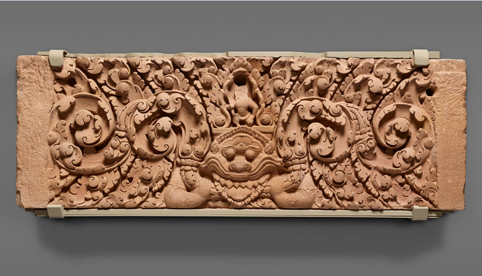 'Stolen' religious artifacts returned to Thailand
