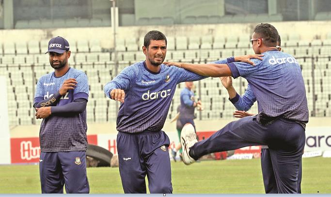 Third ODI against Sri Lanka Friday