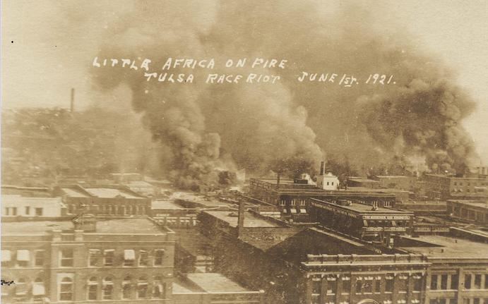 100 years after Tulsa race massacre, the damage remain