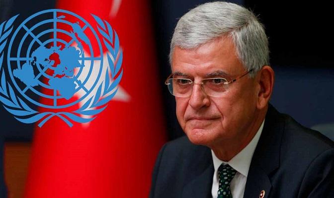 UNGA to ensure a better future for Rohingays, says Volkan Bozkır