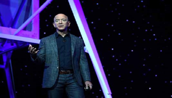 Bezos to hand over Amazon CEO reins on July 5