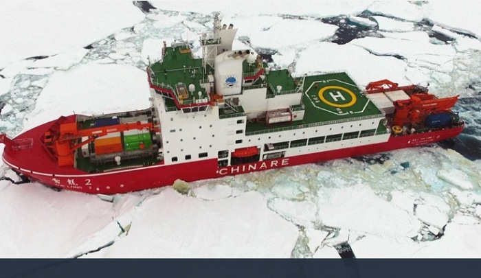 The Arctic is not the South China Sea