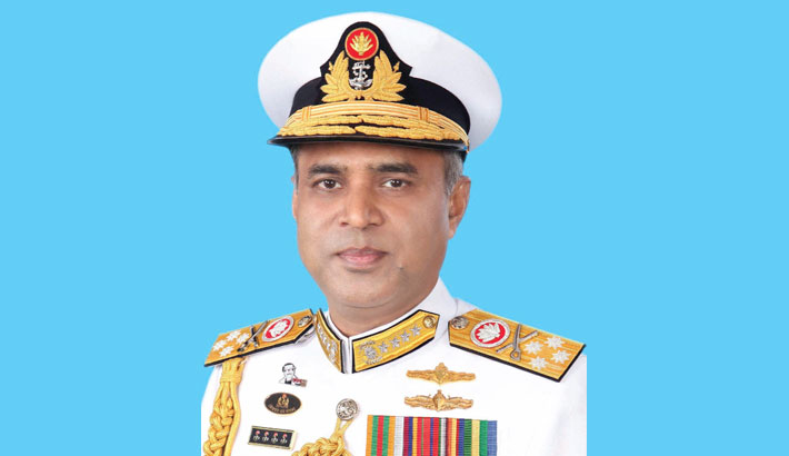Navy chief leaves for Turkey