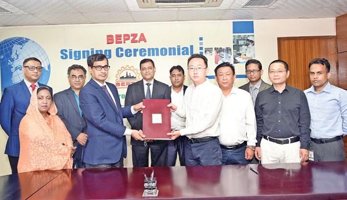 Chinese co to set up wig factory in Ishwardi EPZ