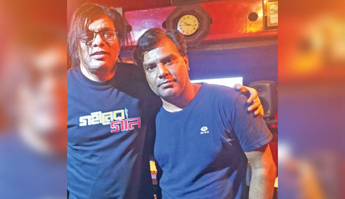 Ethun Babu, Janes Sumon collaborate after long hiatus