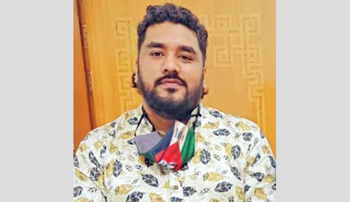 Singer Fardin turns media ambassador