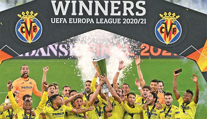 Villarreal edge Man Utd in epic Europa final