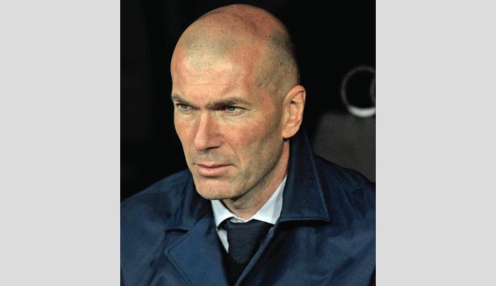 Zidane resigns