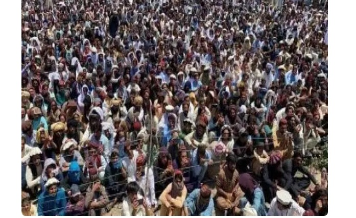 Pakistan: Thousands gather to mark Kharqamar incident anniversary in N. Waziristan, call for Pashtuns leaders' release