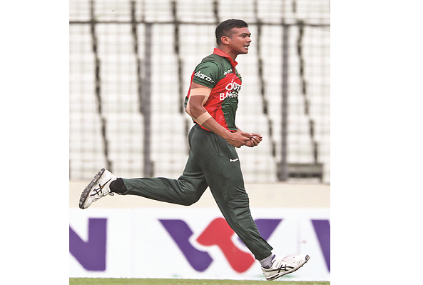 Taskin finally proves his worth in ODIs
