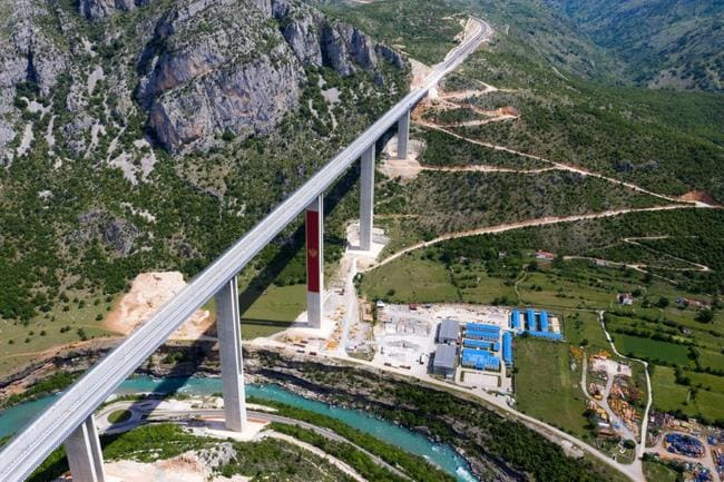 Montenegro learns true cost of China-backed $1 bn road to nowhere