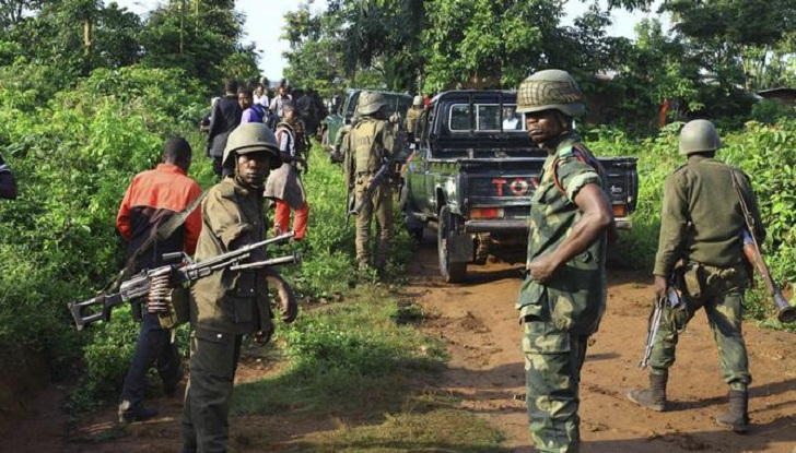 Six killed in eastern DRCongo attack: sources