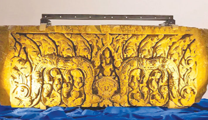 'Stolen' artefacts to return to Thailand from US
