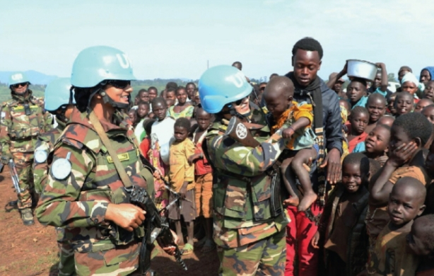 Int'l Day of UN Peacekeepers today