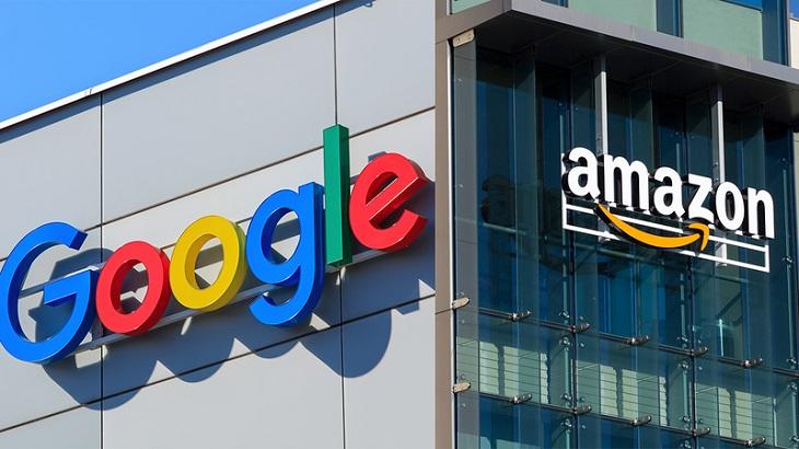 Amazon, Google register for VAT