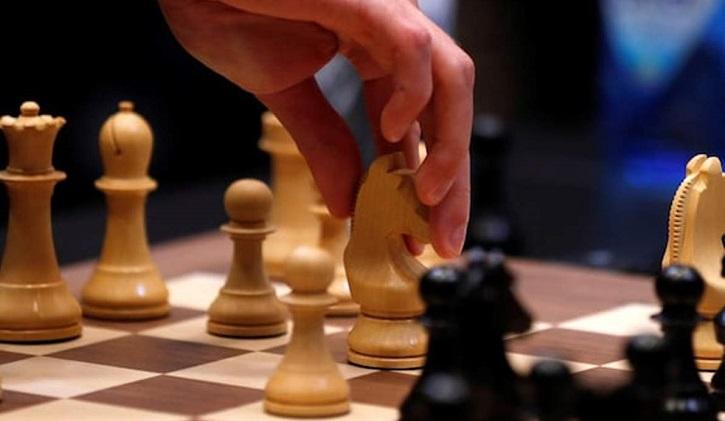 Asian Chess Zonal Championships Tuesday