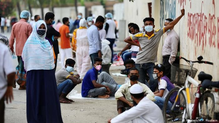 Bangladesh confirms 34 more Covid-19 deaths, 1,444 new cases