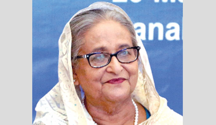 Bangladesh always ready to work for global peace: PM