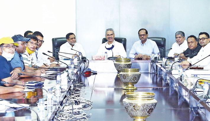 BGMEA urges to construct culvert at Sarkar Bari
