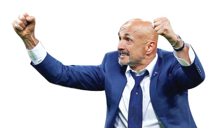 Spalletti named as new Napoli coach