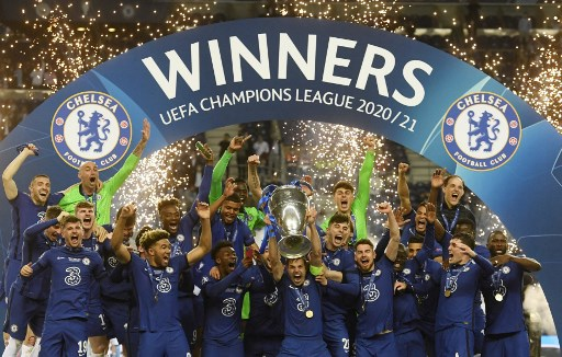 Chelsea shatter dream of Guardiola's Man City to win Champions League final
