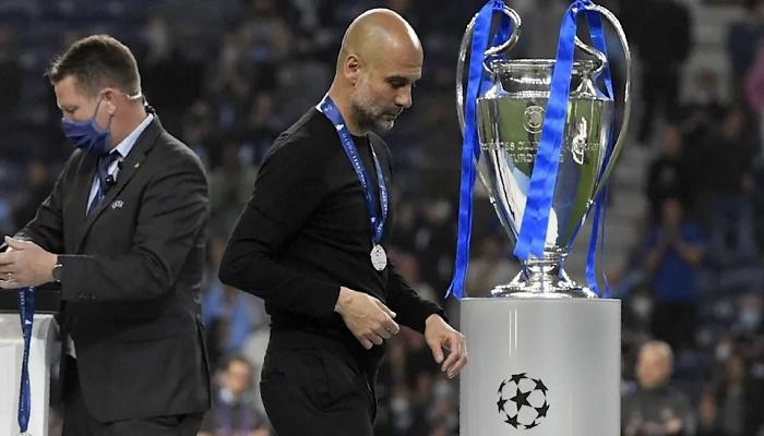 Guardiola's 'tinkering' raises questions