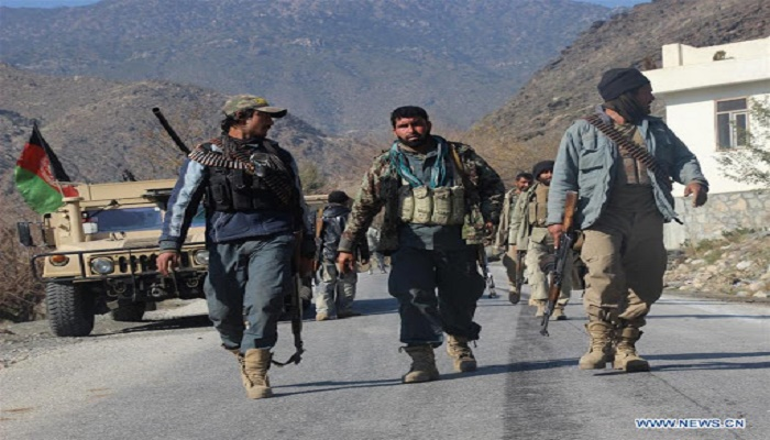 9 militants including local commander killed in E. Afghanistan