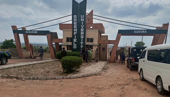 14 kidnapped students freed: Nigerian police