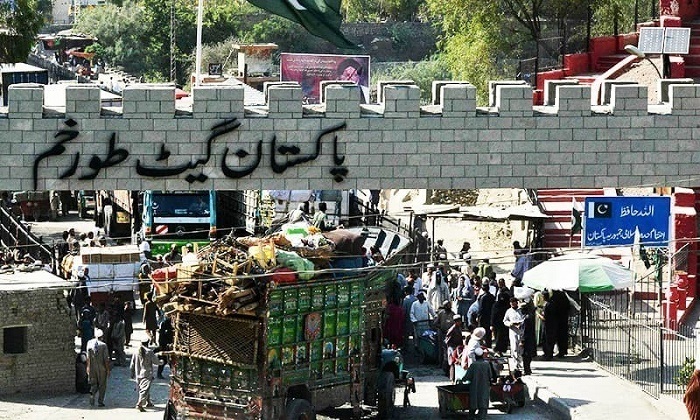 Trade suspended at Torkham for third day