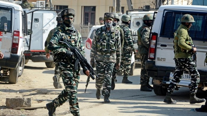 Covid-19 lockdown causes decline in encounters between militants and security forces in Kashmir