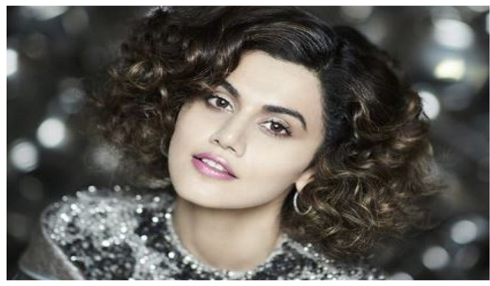 Taapsee Pannu's dose of 'happy hormones'