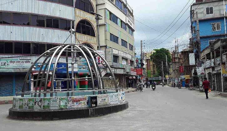 Lockdown extended for another week in Chapainawabganj