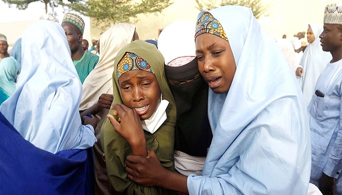 Scores of children abducted from Islamic seminary in Nigeria