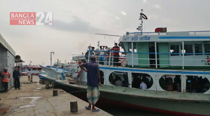 Launch services on Shimulia-Banglabazar route suspended