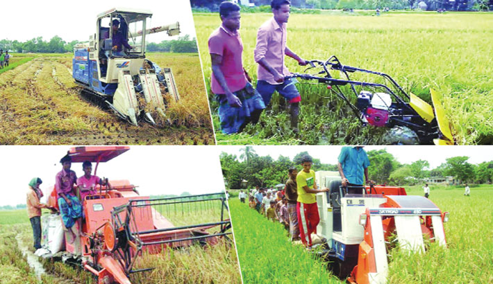 Synchronised Cultivation— Comprehensive Way of Agri-mechanisation