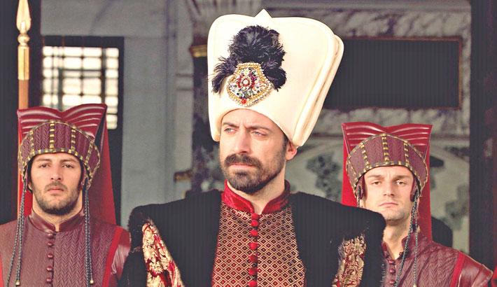Sultan Suleiman again on Deepto TV