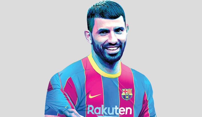Barcelona sign Aguero until 2023