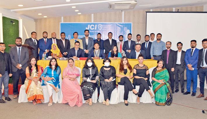 JCI Dhaka United holds GMM