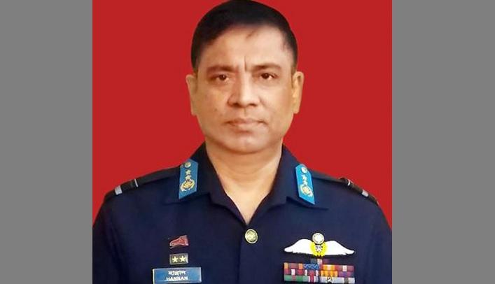 Shaikh Abdul Hannan appointed as new Air Force chief