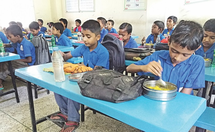 ECNEC rejects Tk 17,290-cr pry school meal project