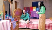 Shanti Molom Dosh Taka, a drama serial