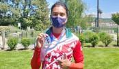 Diya aims for Olympic entry