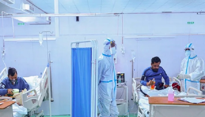 India records 127,510 new Covid-19 cases, lowest in nearly two months