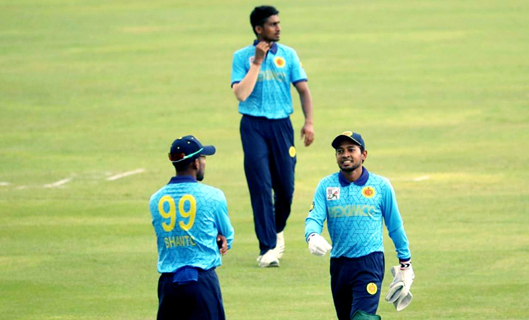Bad weather forces postponement of Dhaka cricket league matches